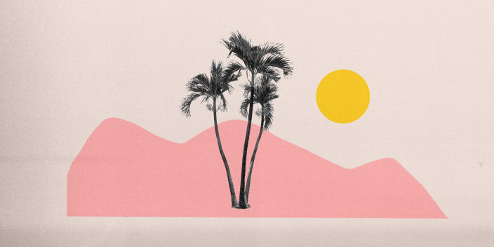 Beaches (TODAY illustrations / Getty Images)