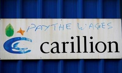 Almost 1,000 jobs now lost after Carillion collapse