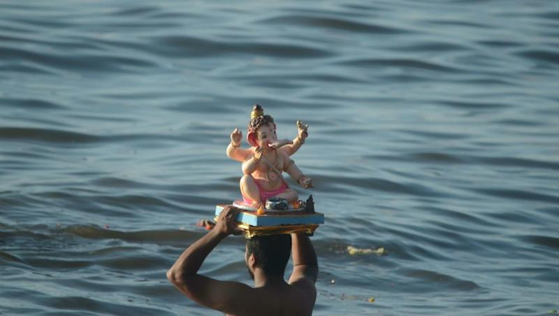 Ganesh Visarjan 2018: One Drowns at Bhandup During Immersion, 12 Die Across Maharashtra