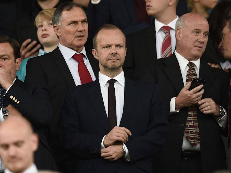 Ed Woodward realises there is a need for football expertise b (Getty)