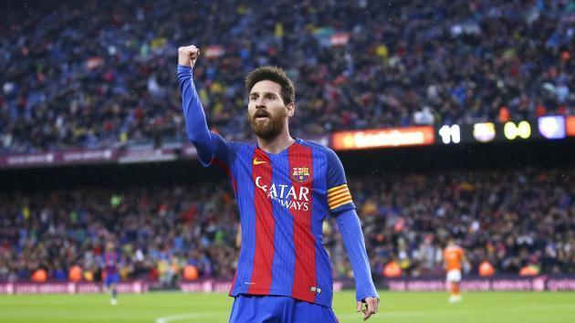 Lionel Messi: 'King of Catalonia'