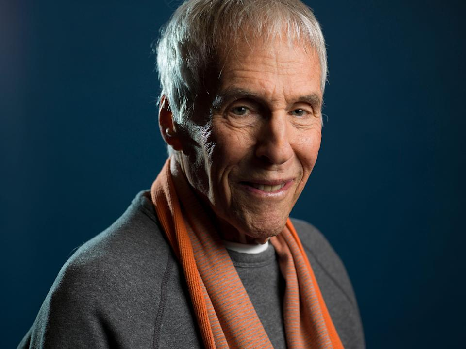 """Burt Bacharach, seen here in 2013, didn't know about the criticism of """"Raindrops Keep Fallin' on My Head"""" before """"Butch Cassidy"""" came out."""
