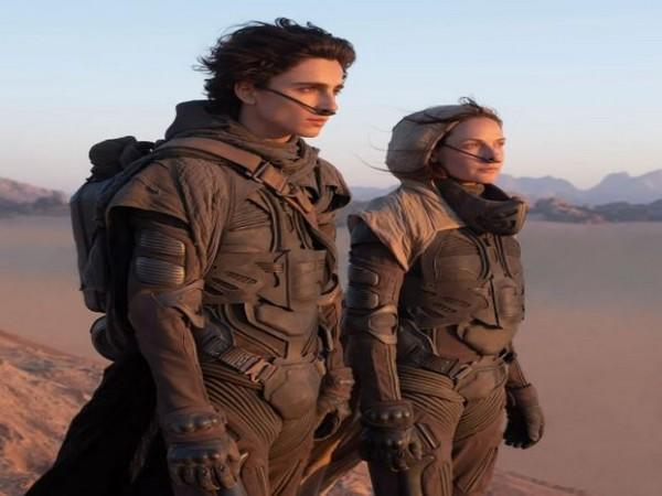 A still from the trailer of 'Dune' (Image source: YouTube)
