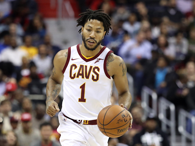 Derrick Rose's half-season in Cleveland has come to an unceremonious end.