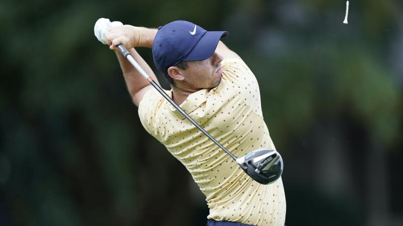 Rory McIlroy boosts Tour Championship hopes with brilliant opening 64