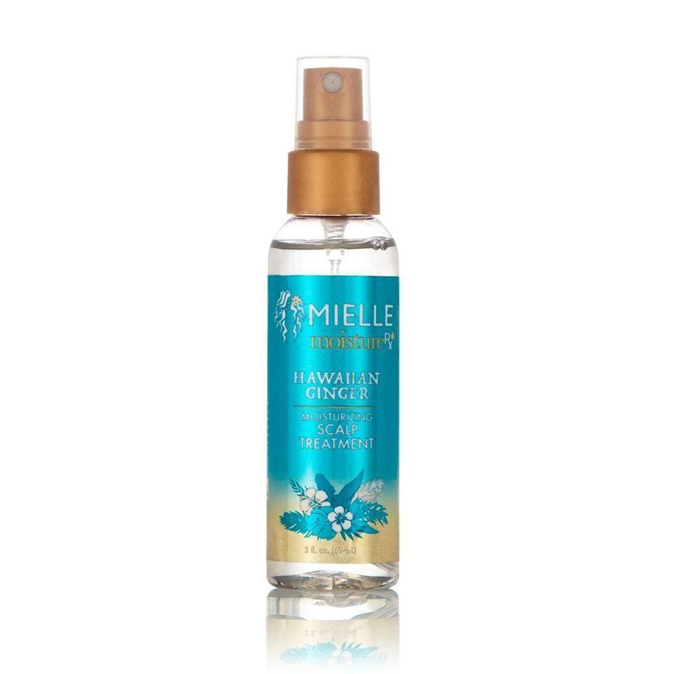 "<p><strong>Mielle Organics</strong></p><p>target.com</p><p><strong>$9.99</strong></p><p><a href=""https://www.target.com/p/mielle-moisture-rx-hawaiian-ginger-moisturizing-scalp-treatment-12oz/-/A-76400649"" rel=""nofollow noopener"" target=""_blank"" data-ylk=""slk:Shop Now"" class=""link rapid-noclick-resp"">Shop Now</a></p><p>Don't forget—your scalp needs some love, too! If you've got a <a href=""https://www.cosmopolitan.com/style-beauty/beauty/g30896457/dry-scalp-treatment-products/"" rel=""nofollow noopener"" target=""_blank"" data-ylk=""slk:dry scalp"" class=""link rapid-noclick-resp"">dry scalp</a>, then you need to spritz some of this treatment spray, stat. <strong>It contains cooling </strong><strong>menthol to soothe your scalp and relieve the itch</strong> and avocado and coconut oils to help the skin maintain hydration.</p>"