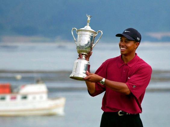 Tiger Woods returns to the scene of his most famous victory (AP)