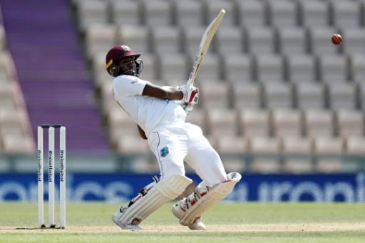 Key innings - West Indies batsman Jermaine Blackwood made 95 in a four-wicket 1st Test win over England