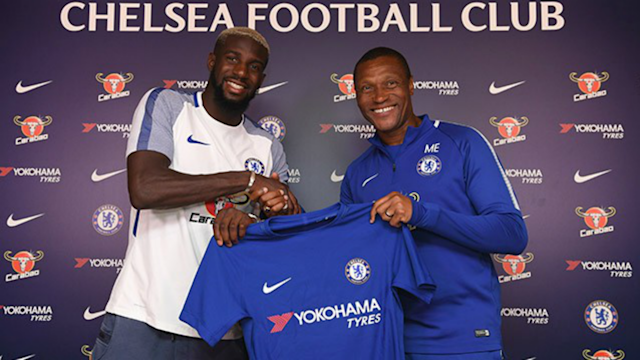 Tiemoue Bakayoko is in no doubt over the size and stature of Chelsea after sealing his big-money move from Monaco.