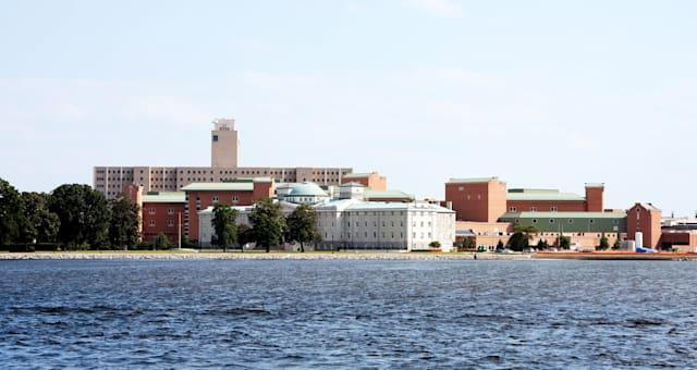 Naval Medical Center in Portsmouth Virginia