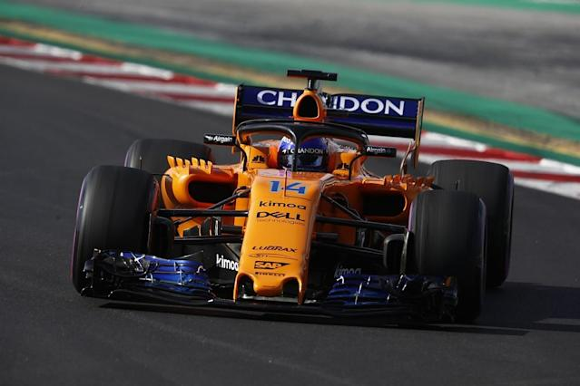 "Fernando Alonso is a ""different"" Formula 1 driver heading into the start of the 2018 season, according to McLaren racing director Eric Boullier"