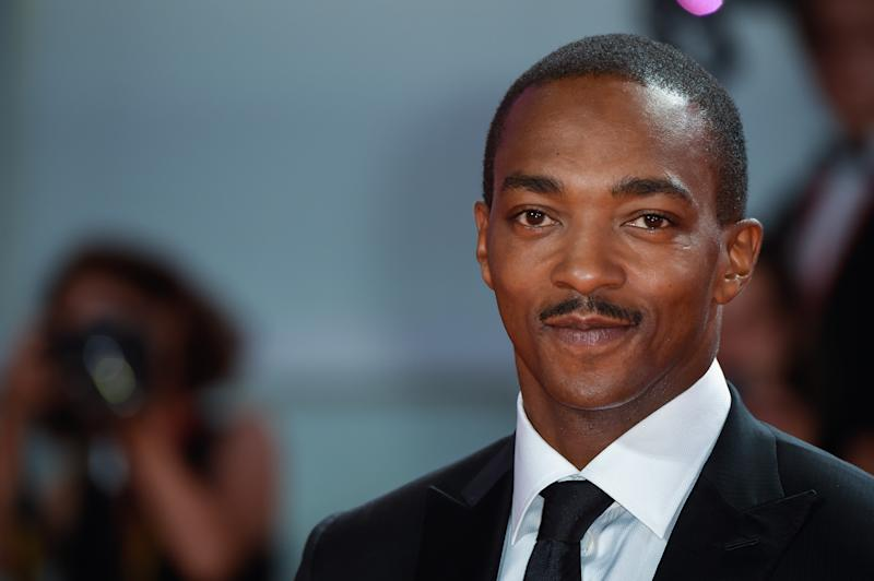 Anthony Mackie at the 76 Venice International Film Festival 2019. Seberg red carpet. Venice (Italy), August 30th, 2019 (photo by Marilla Sicilia/Archivio Marilla Sicilia/Mondadori Portfolio via Getty Images)