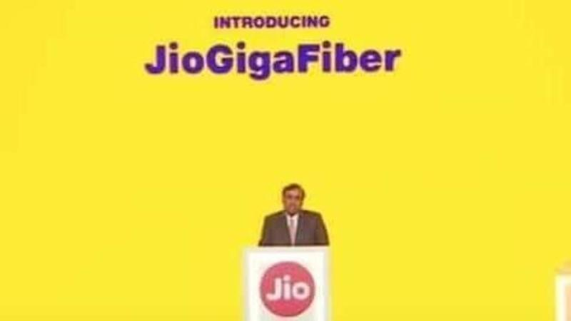 Reliance Jio GigaFiber: How to register for the service