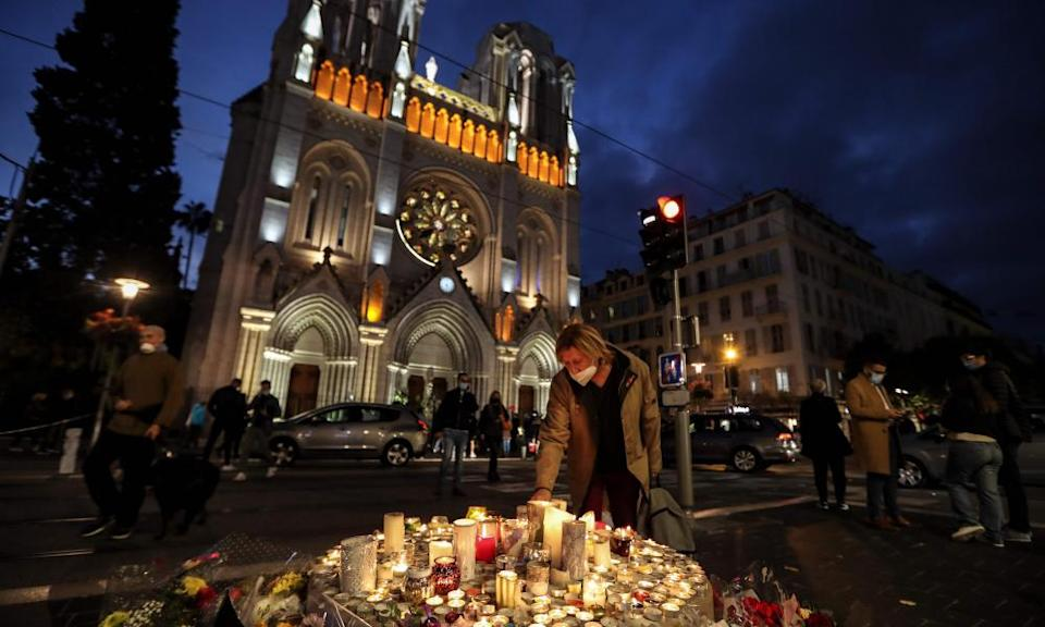 <span>Photograph: Valéry Hache/AFP/Getty Images</span>