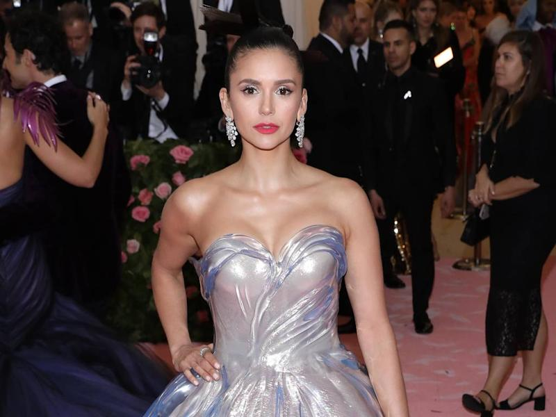 Nina Dobrev tapped as muse for Dior Beauty