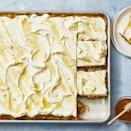 """<p>We like jelly beans and chocolate rabbits as much as anyone, but if there's one dessert that screams spring, it's carrot sheet cake.</p><p><em><a href=""""https://www.goodhousekeeping.com/food-recipes/dessert/a30996763/carrot-sheet-cake-recipe/"""" rel=""""nofollow noopener"""" target=""""_blank"""" data-ylk=""""slk:Get the recipe for Carrot Sheet Cake With Cream Cheese Frosting »"""" class=""""link rapid-noclick-resp"""">Get the recipe for Carrot Sheet Cake With Cream Cheese Frosting »</a></em></p>"""