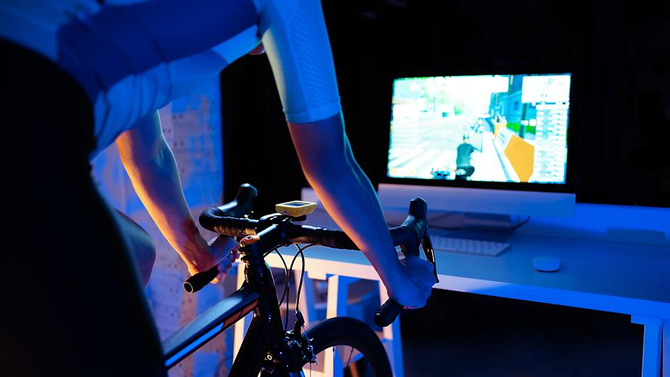Cycling and esports? Yes, it's a thing (Photo: Getty Images)