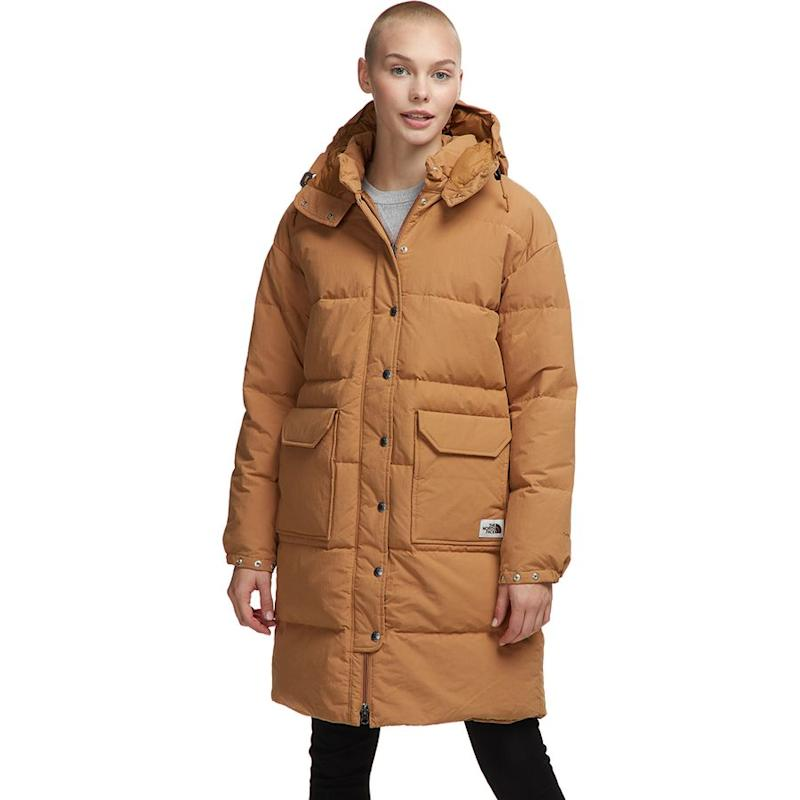 The North Face Down Sierra Hooded Parka (Credit: Backcountry)