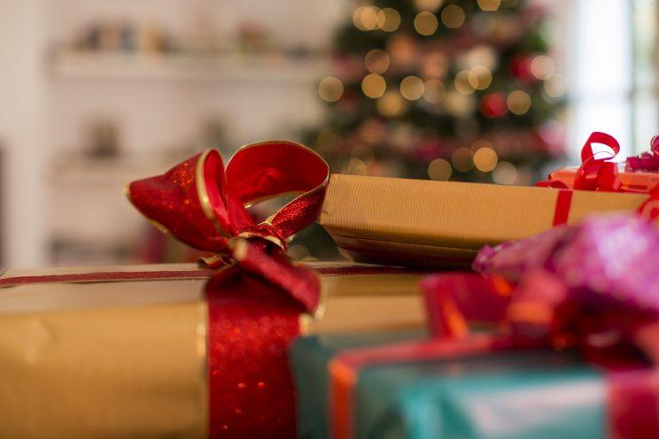 About 150 presents, not those pictured above, were stolen (Picture: Getty)