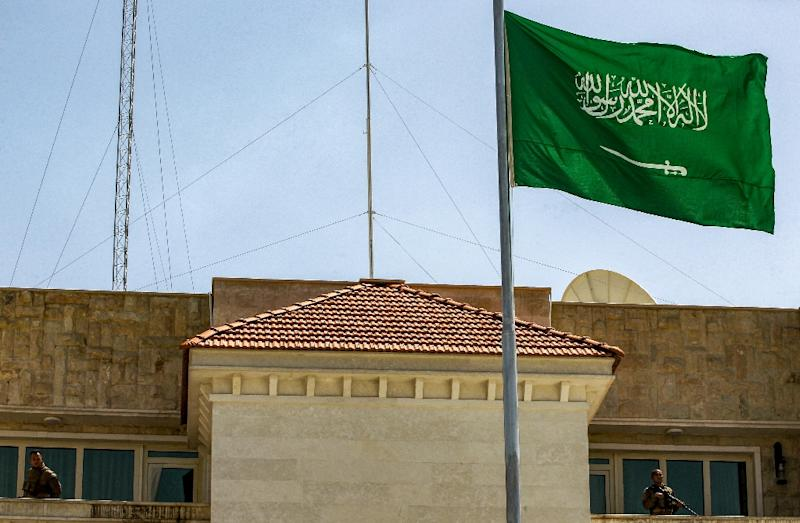 Saudi Arabia, Iraq to cooperate on security, intelligence - Arabiya citing Iraqi FM