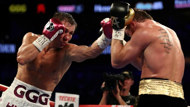 Kazakh star Gennady Golovkin believes he was the superior fighter in his loss to Saul 'Canelo' Alvarez on Saturday.