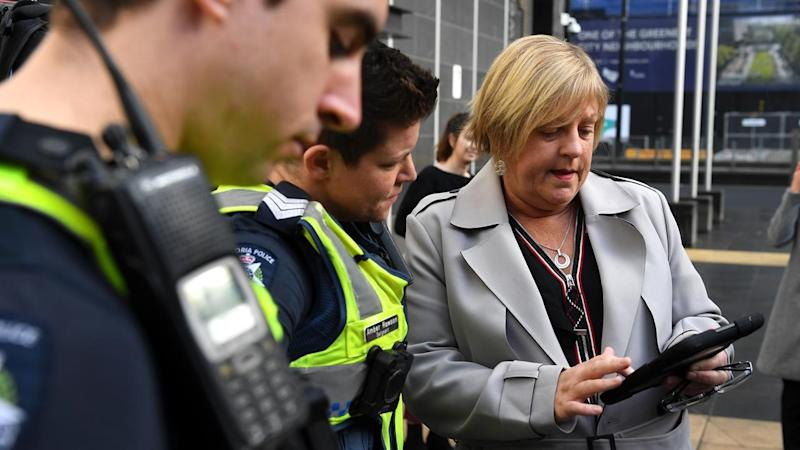 Police Minister Lisa Neville says the family violence scorecard is the right tool for Vic officers