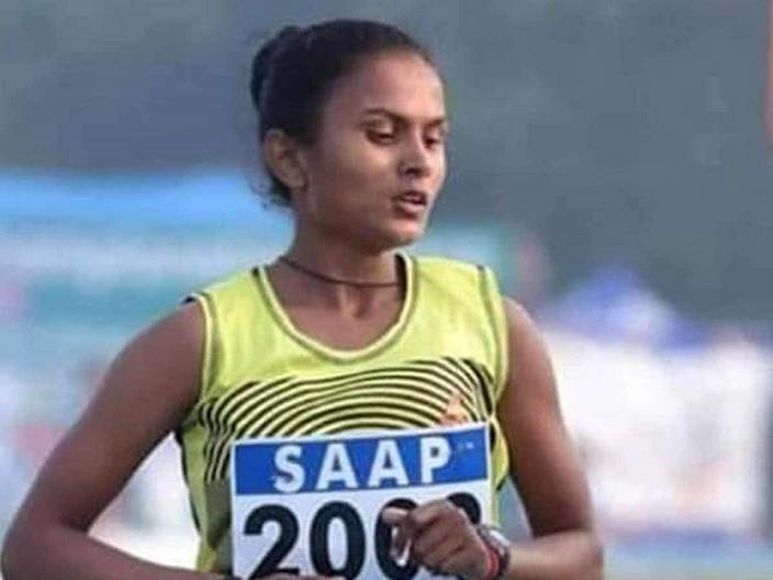 At 16, Race Walker Reshma Patel Breaks Two National Records in a Fortnight