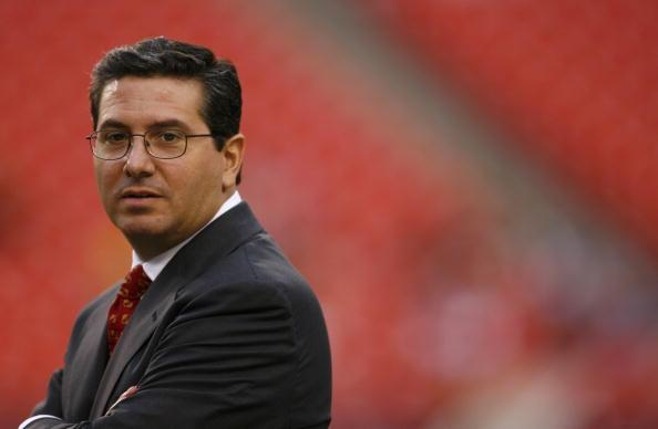 Report: Dan Snyder's refusal to pay dividends to shareholders led to change in team name