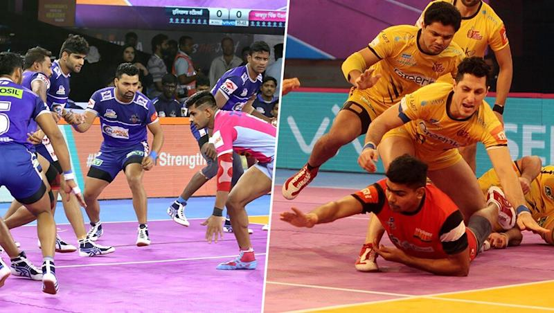PKL 2019 Today's Kabaddi Matches: August 18 Schedule, Start Time, Live Streaming, Scores and Team Details in Vivo Pro Kabaddi League 7
