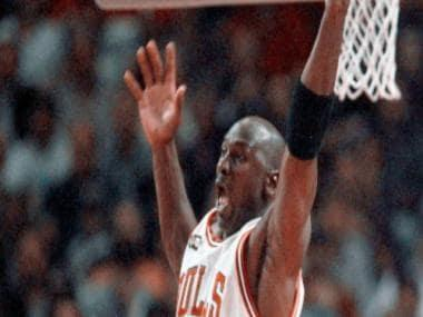 Michael Jordan's sneakers from 1985 exhibition match in Italy fetch $615,000 at auction