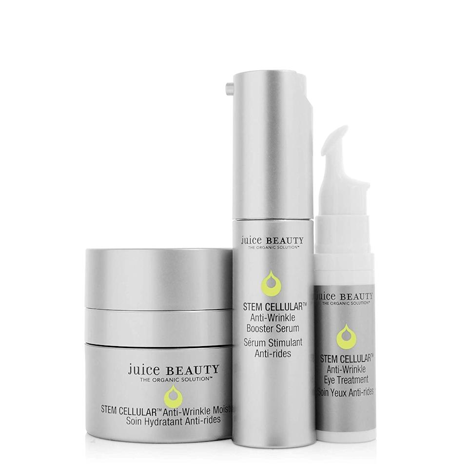 <p><span>Juice Beauty Stem Cellular Anti-Wrinkle Solutions Kit</span> ($36, originally $52)</p>