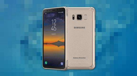 Samsung's ultra-durable Galaxy S8 Active launches this week