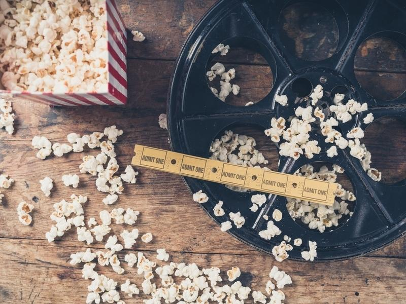 Visit the Workhouse Arts Center website on a regular basis to find out what movies will be showing on June 26-27 in order to be first in line to get tickets.