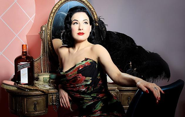dita von teese dress
