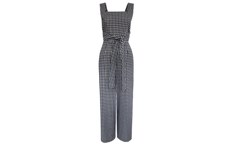 "<p>Whether you have a holiday to pack for or just can't wait to freshen up your workwear game, we have our hearts set on this gingham romper. Team with chunky clogs, a wicker basket and hair scrunchie – you're good to go. <em><a rel=""nofollow"" href=""https://www.anthropologie.com/en-gb/shop/kachel-portia-gingham-jumpsuit?category=jumpsuits&color=018&type=REGULAR"">Shop now</a>.</em> </p>"