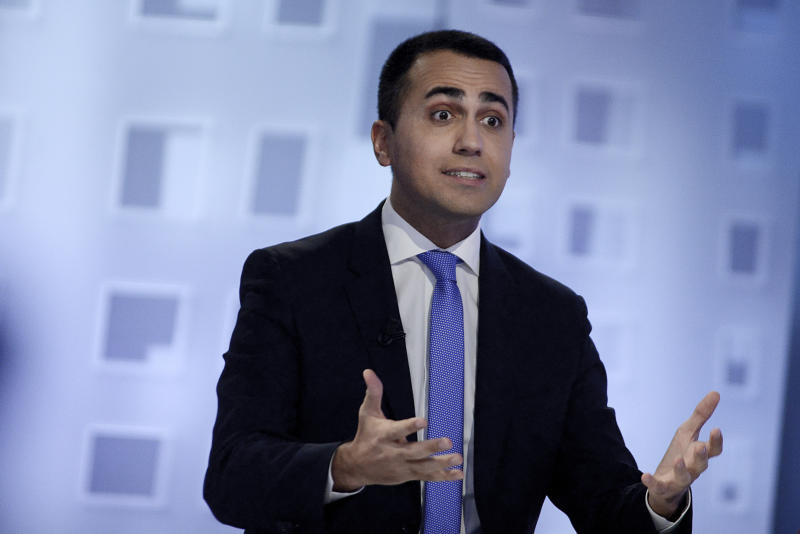"Di Maio: ""M5s è in difficoltà, lo ammetto"" (Photo by Simona Granati - Corbis/Getty Images,)"