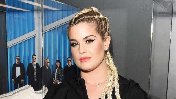 PHOTO: Kelly Osbourne attends adidas 'Prouder': A Fat Tony Project in aid of the Albert Kennedy Trust at Heni Gallery Soho on July 3, 2018 in London. (Dave Benett/Getty Images)