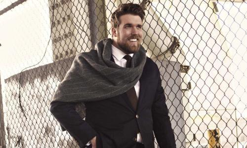 Plus-size male models fill increasing gap in fashion industry niche