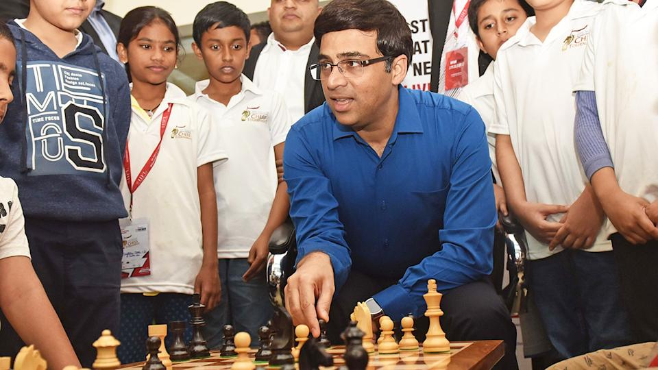 Indian chess grandmaster Viswanathan Anand has played down an incident of cheating from a recent billionaire opponent.