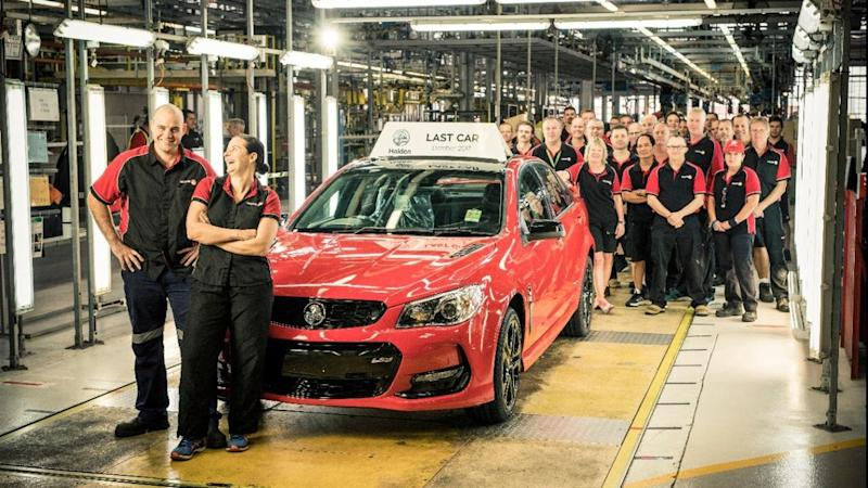 Holden closure ends Aussie auto industry