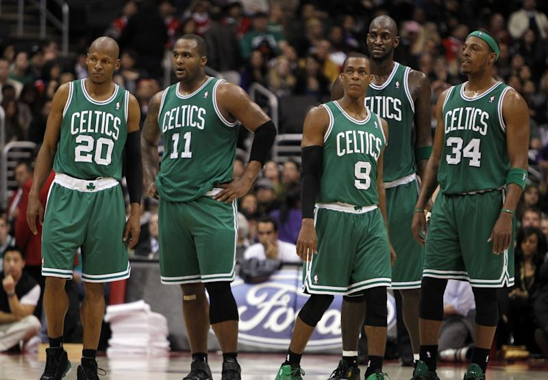 kevin garnett house kevin garnetts celtics reunion goes deep on their beef with ray allen