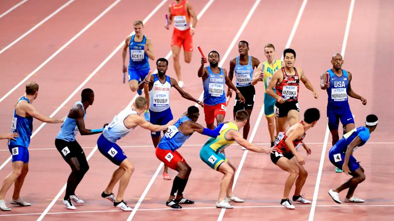 European Athletics Championships in Paris cancelled