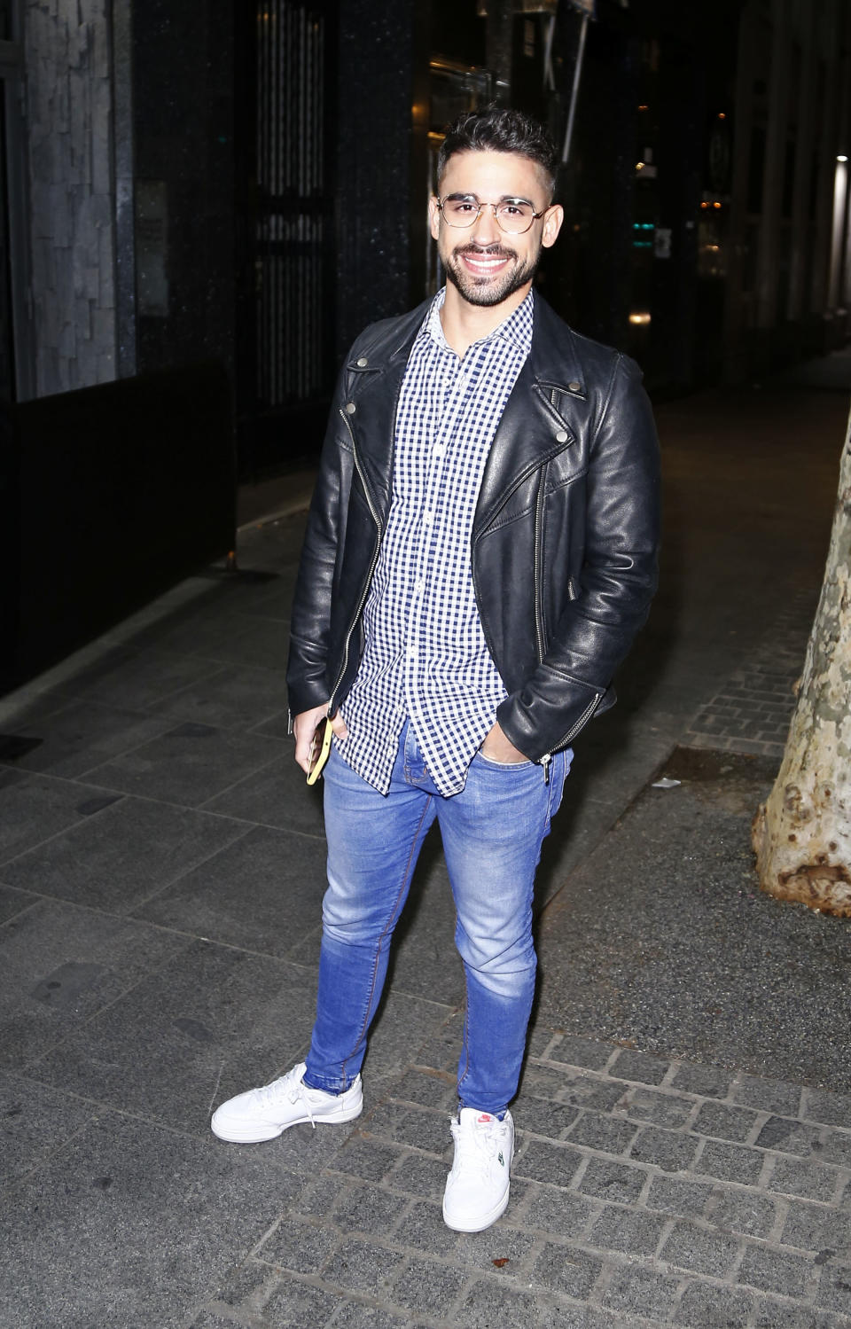 MADRID, SPAIN - NOVEMBER 08: Miguel Frigenti is seen on Madrid, Spain. (Photo by Europa Press Entertainment/Europa Press via Getty Images)