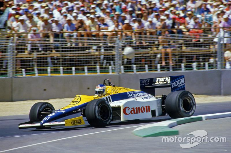 "Keke Rosberg, Williams<span class=""copyright"">Williams F1</span>"