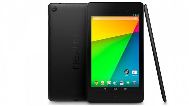 Google's Nexus 7 Is Faster, Thinner, But More Expensive