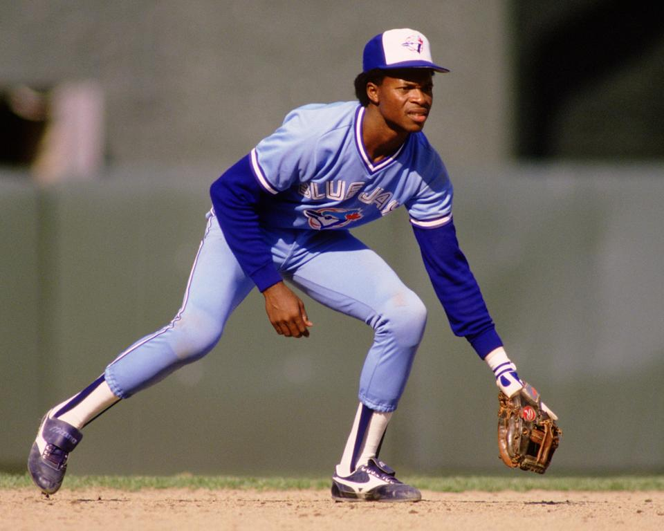 A sure-handed shortstop who won four Gold Gloves and played in five All-Star Games, Fernandez won a World Series with the Blue Jays in 1993. He died at age 57 due to complications from a kidney disease.<br>