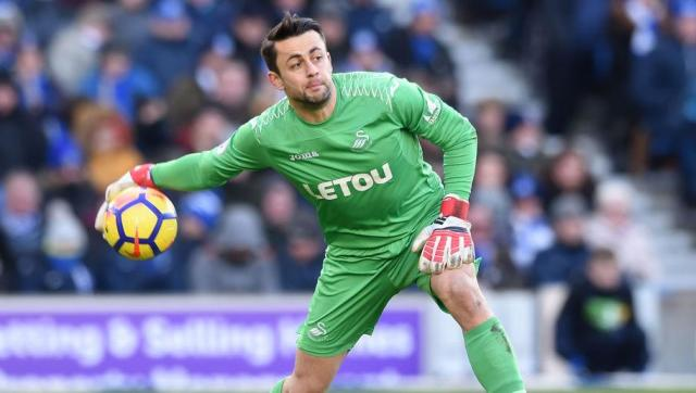 <p><strong>Combined Passes/Touches: 2,004</strong></p> <br><p>The Premier League's leader in saves, Lukasz Fabianski has been under constant fire since the start of the season. He became the first keeper to turn away 100 shots this season, keeping eight clean sheets along the way. </p> <br><p>Fabianski is also completing just under 30 passes per match, and at a rate of more than 50% for the fourth straight season. He's also yet to miss a minute of game play for Swansea this year. </p>