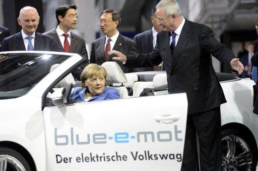 Volkswagen first quarter net profit 'motored ahead' by 86% to 3.2 bn euros