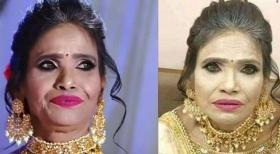 Ranu Mondal's make-up artist trashes horrendous viral pic, calls it 'fake'