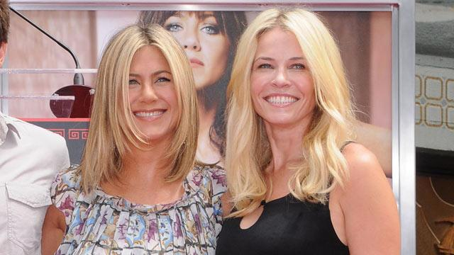 Jennifer Aniston Trashes Chelsea Handler